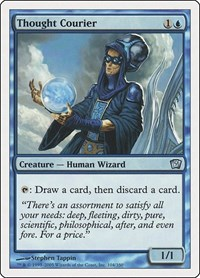 Thought Courier, Magic: The Gathering, 9th Edition