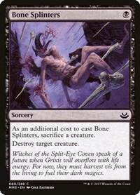 Bone Splinters, Magic, Modern Masters 2017