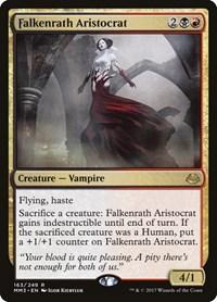 Falkenrath Aristocrat, Magic, Modern Masters 2017
