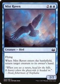Mist Raven, Magic: The Gathering, Modern Masters 2017