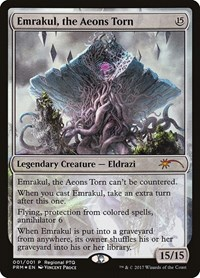 Emrakul, the Aeons Torn, Magic, Pro Tour Promos