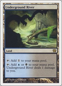Underground River, Magic: The Gathering, 9th Edition