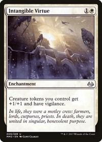 Intangible Virtue, Magic: The Gathering, Modern Masters 2017