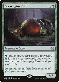 Scavenging Ooze, Magic: The Gathering, Modern Masters 2017