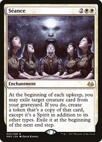 Seance, Magic, Modern Masters 2017
