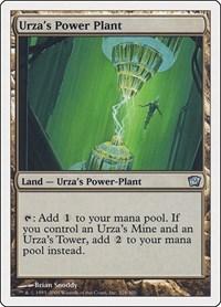 Urza's Power Plant, Magic, 9th Edition