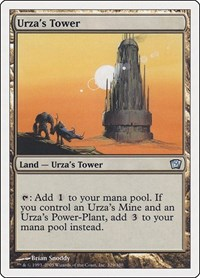 Urza's Tower (Foil)