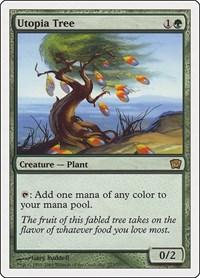Utopia Tree, Magic: The Gathering, 9th Edition