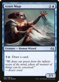 Azure Mage, Magic: The Gathering, Modern Masters 2017