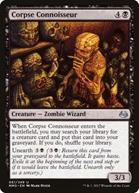Corpse Connoisseur, Magic: The Gathering, Modern Masters 2017