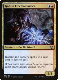 Goblin Electromancer, Magic: The Gathering, Modern Masters 2017