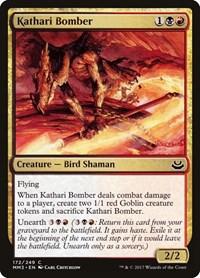 Kathari Bomber, Magic: The Gathering, Modern Masters 2017