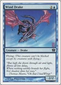 Wind Drake, Magic: The Gathering, 9th Edition