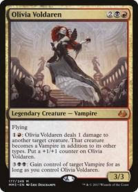 Olivia Voldaren (Foil)