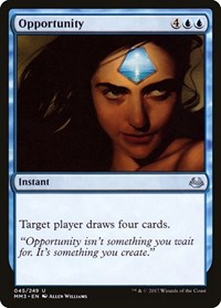 Opportunity, Magic, Modern Masters 2017