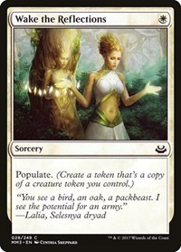Wake the Reflections, Magic: The Gathering, Modern Masters 2017