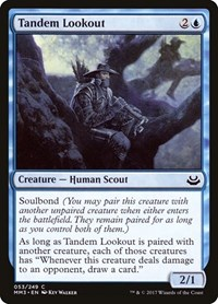 Tandem Lookout, Magic: The Gathering, Modern Masters 2017