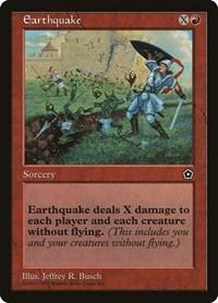 Earthquake, Magic, Portal Second Age