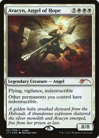 Avacyn, Angel of Hope, Magic: The Gathering, Judge Promos