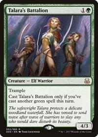Talara's Battalion, Magic: The Gathering, Duel Decks: Mind vs. Might