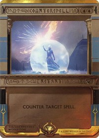 Counterspell, Magic: The Gathering, Masterpiece Series: Amonkhet Invocations