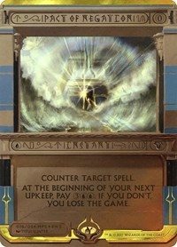 Pact of Negation, Magic: The Gathering, Masterpiece Series: Amonkhet Invocations