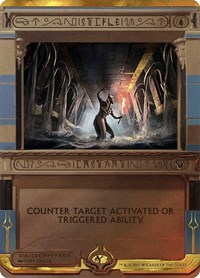 Stifle, Magic: The Gathering, Masterpiece Series: Amonkhet Invocations