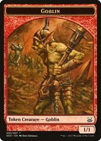 Goblin Token, Magic: The Gathering, Duel Decks: Mind vs. Might