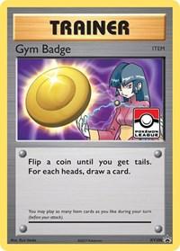 Gym Badge (Sabrina), Pokemon, XY Promos