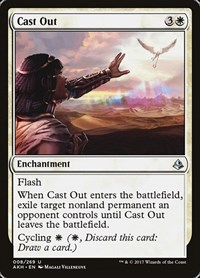 Cast Out, Magic: The Gathering, Amonkhet