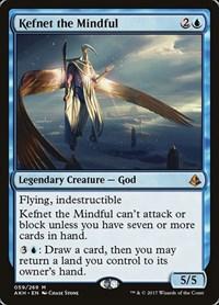 Kefnet the Mindful, Magic: The Gathering, Amonkhet