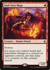 Soul-Scar Mage, Magic: The Gathering, Amonkhet