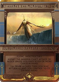 Kefnet the Mindful, Magic: The Gathering, Masterpiece Series: Amonkhet Invocations