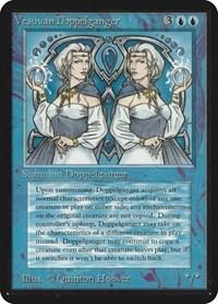 Vesuvan Doppelganger, Magic: The Gathering, Alpha Edition
