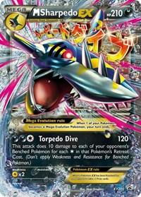 M Sharpedo EX - XY200, Pokemon, XY Promos