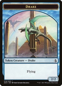 Drake Token, Magic: The Gathering, Amonkhet