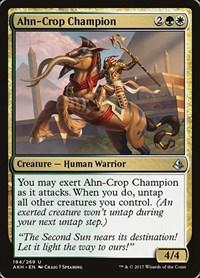 Ahn-Crop Champion, Magic: The Gathering, Amonkhet