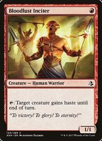 Bloodlust Inciter, Magic: The Gathering, Amonkhet