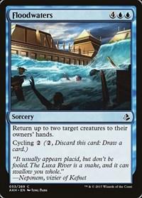 Floodwaters, Magic: The Gathering, Amonkhet
