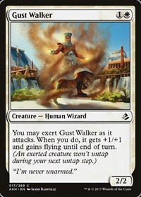 Gust Walker, Magic: The Gathering, Amonkhet