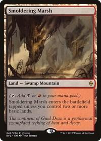 Smoldering Marsh, Magic: The Gathering, Standard Showdown Promos