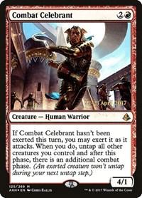 Combat Celebrant (Foil)