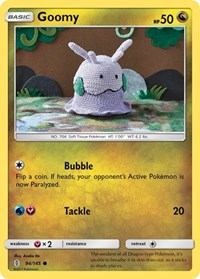 Goomy, Pokemon, SM - Guardians Rising