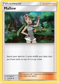 Mallow, Pokemon, SM - Guardians Rising