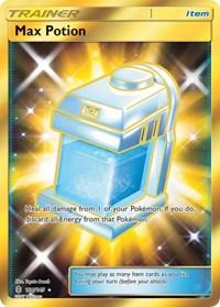 Max Potion (Secret), Pokemon, SM - Guardians Rising