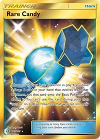 Rare Candy (Secret), Pokemon, SM - Guardians Rising