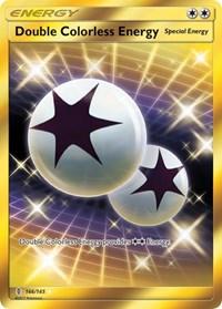 Double Colorless Energy (Secret), Pokemon, SM - Guardians Rising