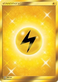 Lightning Energy (Secret), Pokemon, SM - Guardians Rising