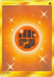 Fighting Energy (Secret), Pokemon, SM - Guardians Rising