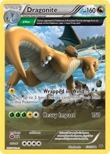 Dragonite (XY Roaring Skies), Pokemon, Deck Exclusives